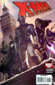 X-Men Die By The Sword Comics